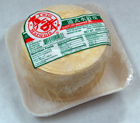 Dumplingwrapper