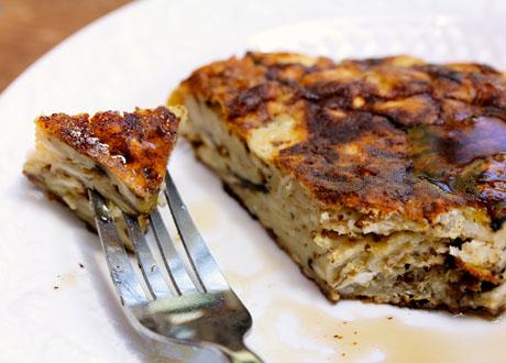 Maple-cinamon-matzoh-brei