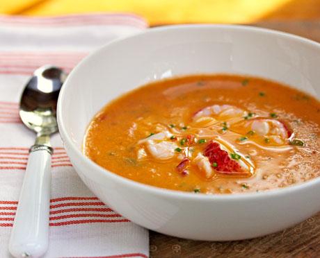Chevre-bisque-with-optional-lobster-garnish