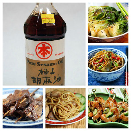 How to use sesame oil (and five favorite recipes).