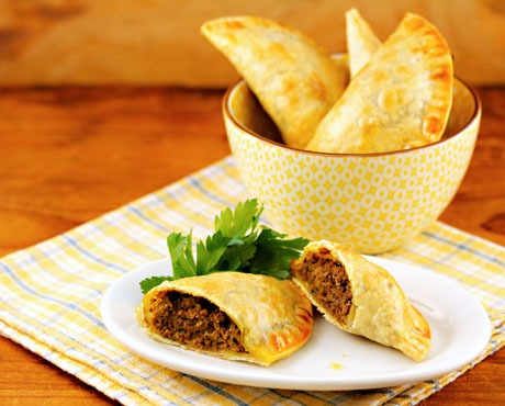 The Perfect Pantry®: Easy Jamaican meat patties