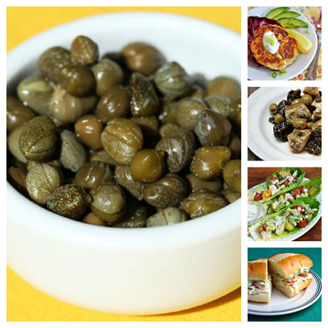 Four favorite ways to use capers, with chicken or seafood (The Perfect Pantry).