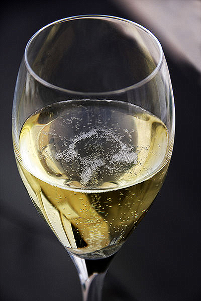 Champagne (photo courtesy of Wikipedia).