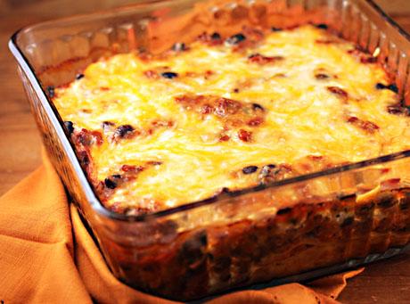 Chicken Tortilla Casserole Recipe — Dishmaps
