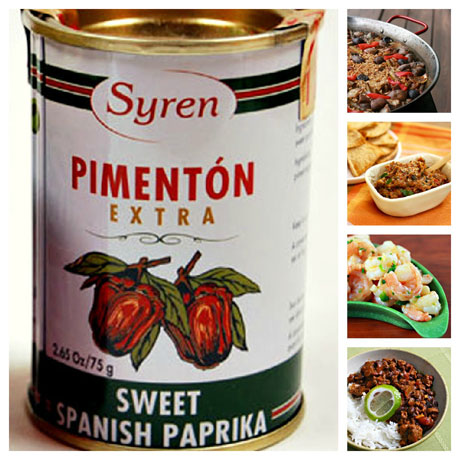 Four of my favorite recipes that use Spanish smoked paprika (The Perfect Pantry).