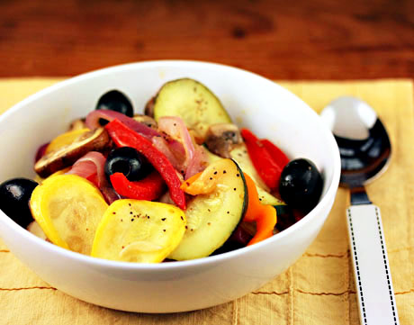 ... : vegan vinegar veggies) to read the new post and get the recipe