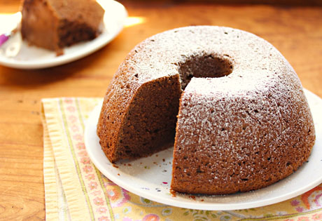 Perfect for tea time or dessert, you could sneak a piece of this mocha cake for breakfast, too.