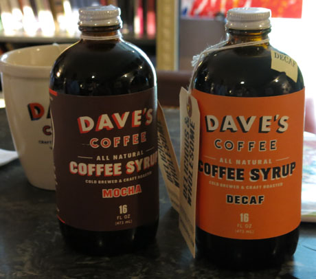 Stop And Smell The Coffee Syrup Rhode Island Recipes