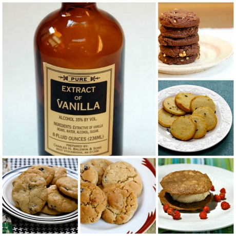 Five favorite cookies!