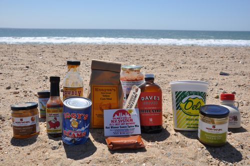 A few of our favorite culinary souvenirs from The Ocean State.
