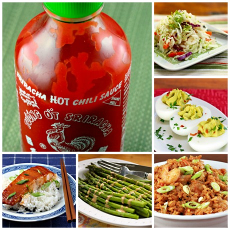 Sriracha, and five favorite recipes that use it.