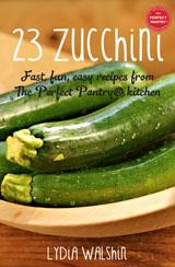 23 Zucchini, e-book