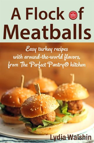 A Flock of Meatballs e-cookbook