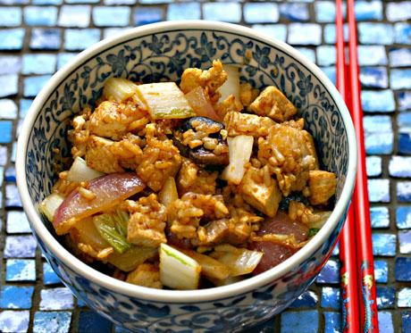 Cubed tofu recipes easy