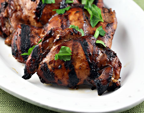 Grilled tamarind chicken. #grilling