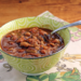 Dry beans (Recipe: everything-from-the-pantry bean soup) {vegetarian}