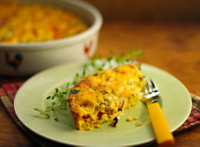 Zucchini-egg-goat-cheese-casserole-slice