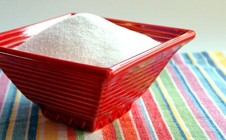 Granulated sugar.