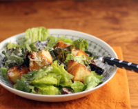Vegetarian-caesar-salad