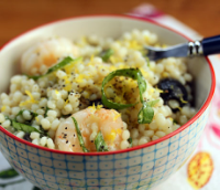 Greek-shrimp-feta-lemon-basil-couscous-salad