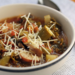 Italian vegetable soup {vegetarian}
