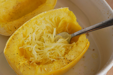 Spaghetti squash; photo from Fresh Gatherings Harvest