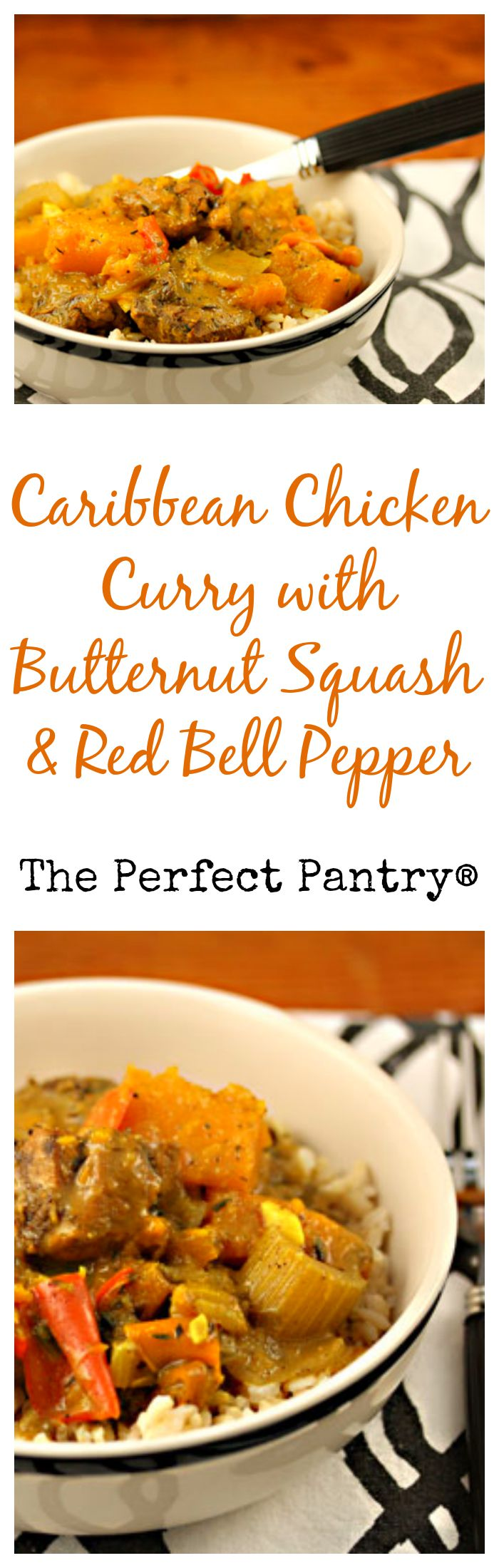 The Perfect Pantry®: Recipe for Caribbean chicken curry ...