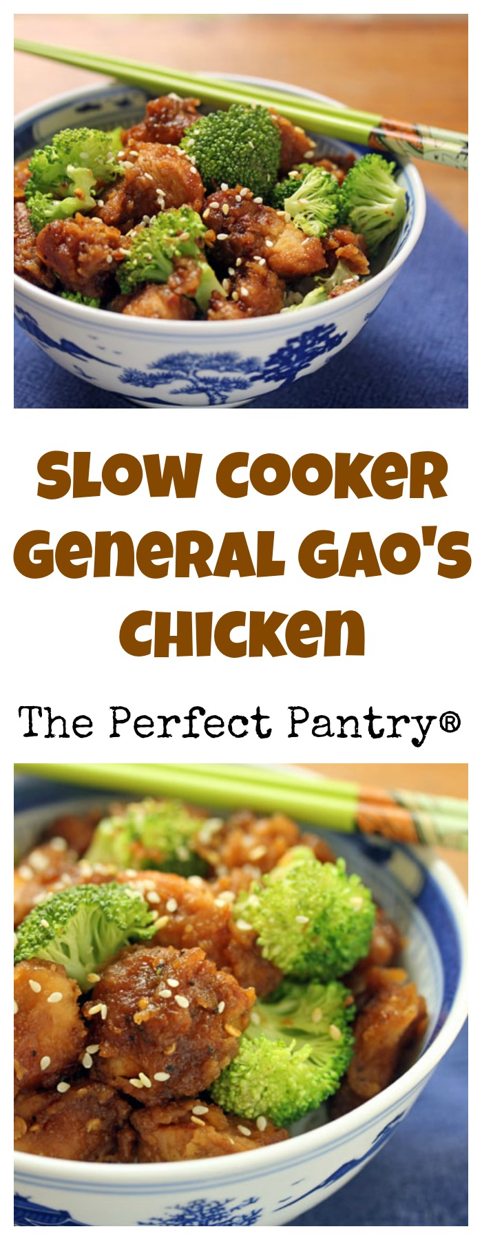 Make this restaurant favorite at home! So easy in the slow cooker. #glutenfree