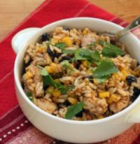 Slow-cooker-tex-mex-chicken-rice