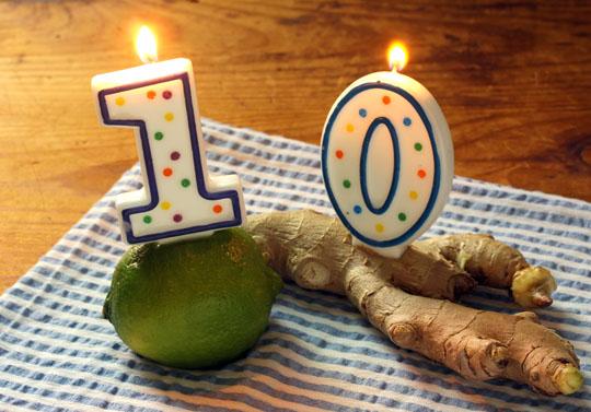 Ten-candles