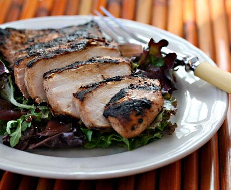 Chicken tikka-masala-style tastes great in sandwiches or salads.