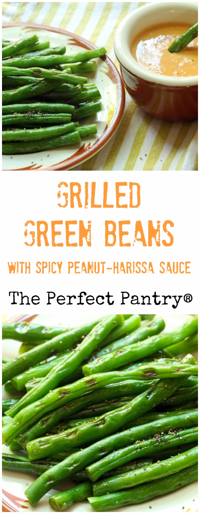 Have you ever tried grilling green beans? Your mind will be blown!