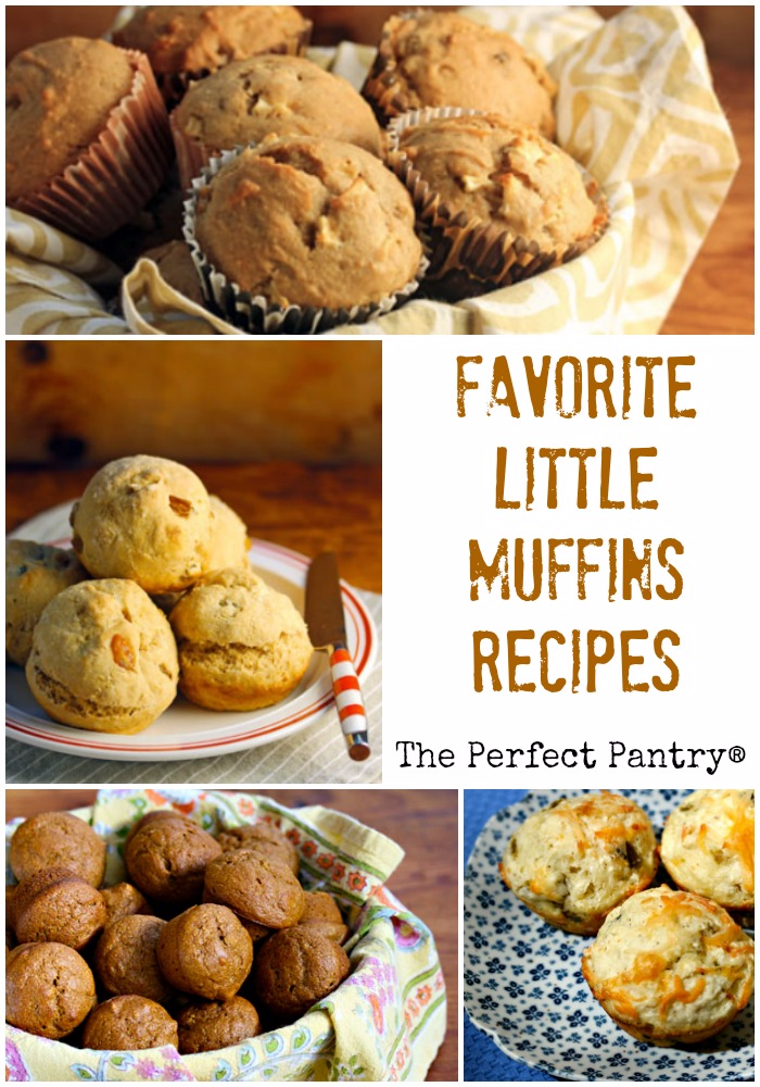 Dress up your holiday table with our favorite mini muffins, savory and sweet.