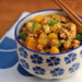 North African harissa turkey and butternut squash stew {gluten-free}