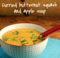 Curried-butternut-apple-soup