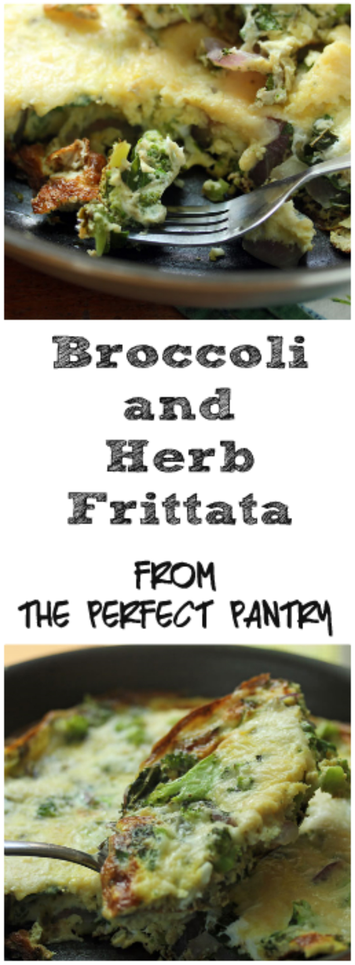 Broccoli, herbs, eggs and cheese: frittatas are the easiest go-to weeknight dinner.