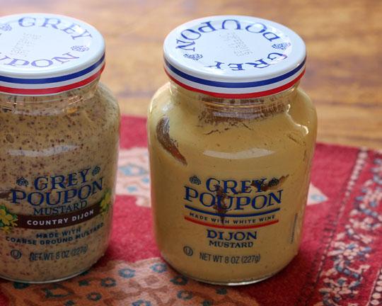 Dijon-mustards