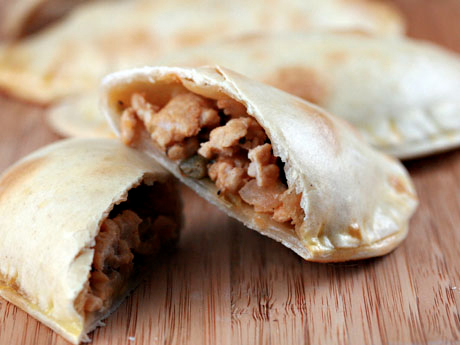 The Perfect Pantry Discos Recipe Empanadas Filled With Chicken