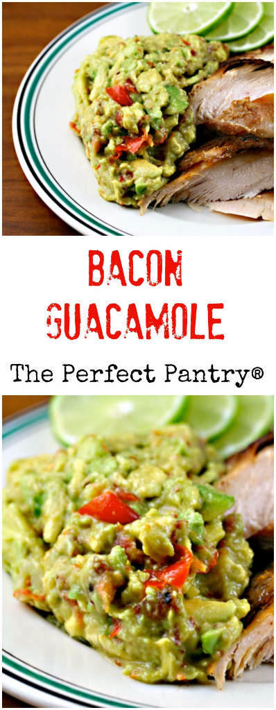 The only thing better than guacamole: bacon guac!