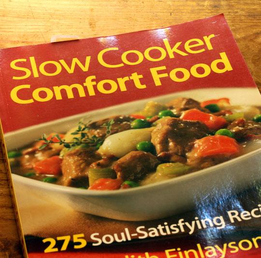 Cookbook-slow-cooker-comfort-food