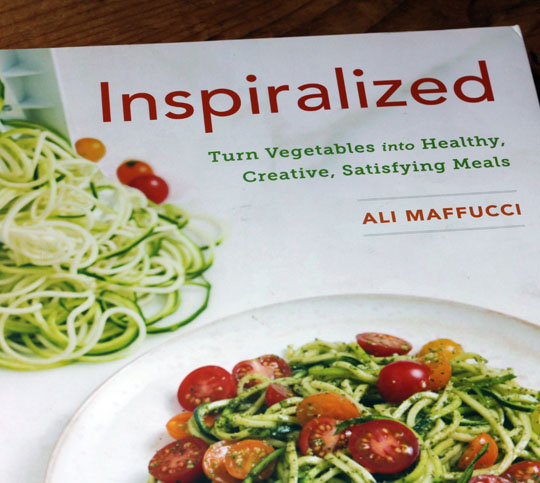 Cookbook-inspiralized