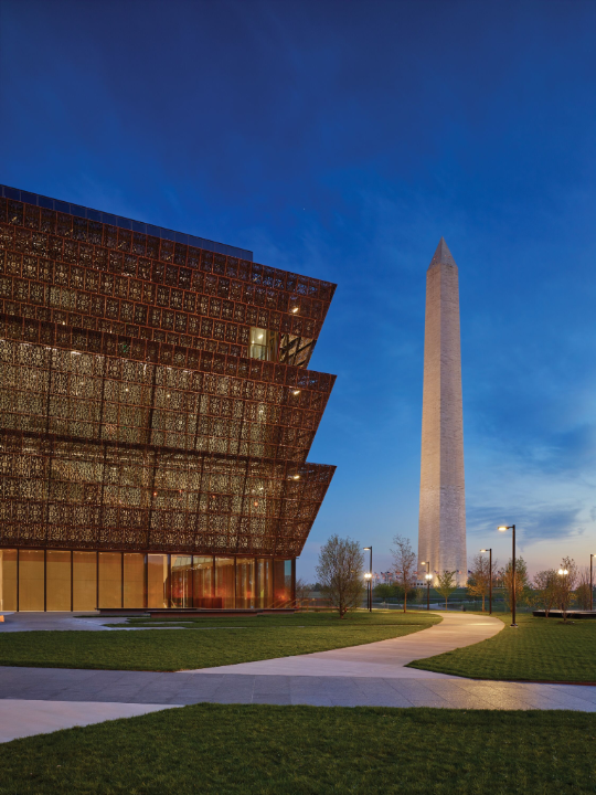 National Museum of African-American History and Culture, Washington DC