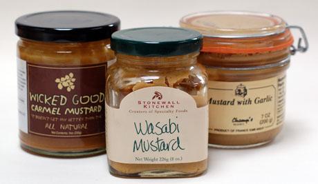 Prepared mustards