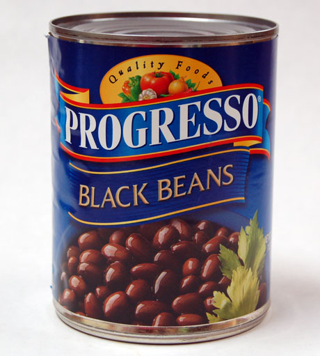 can black beans