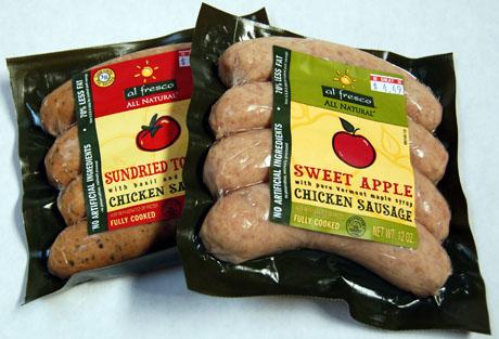 The Perfect Pantry Chicken Sausage Recipe Farfalle Or Rotini