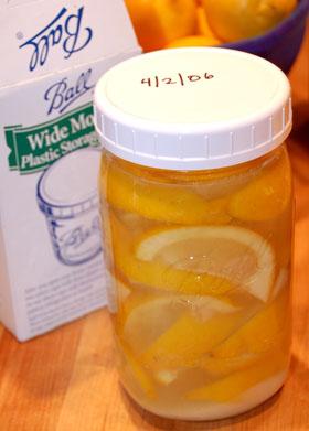 Lemonjar