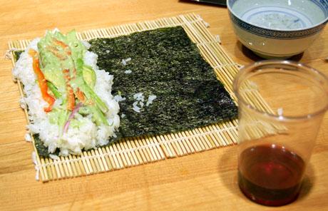 Sushifilled